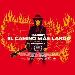 'El camino más largo', el documental de Bunbury